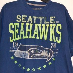 NFL Shirts - NFL TEAM SEAHAWKS TOP